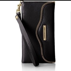 Rebecca Minkoff Cell Phone Case Wallet